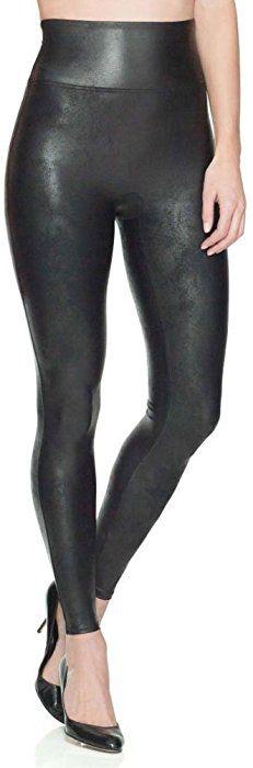 84a05609d5b6 SPANX Women s Faux Leather Leggings