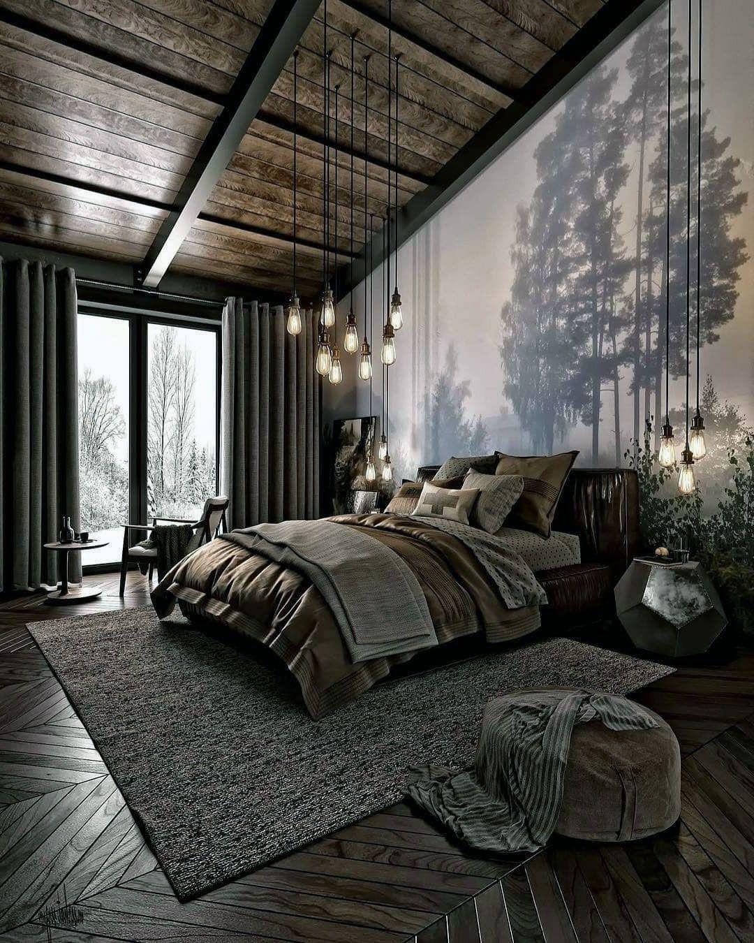 41 Beautiful Scandinavian Bedroom Loft Design Ideas In 2020 Cozy Bedroom Design Scandinavian Interior Bedroom Loft Design