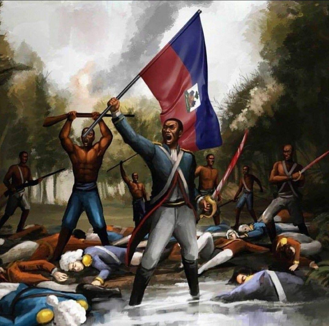 Happy Independence day Haiti. | Haitian independence day ...