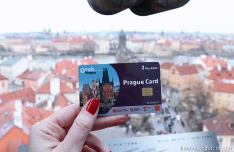 PRAGA Mini Guida, tutto ciò che ti serve per visitare la città ...