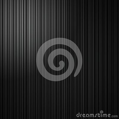Elegant Black Striped Background With Abstract Vertical Lines And White Corner Spotlight Monochrome Color Striped Background Abstract