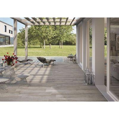 Carrelage extérieur imitation bois 23x100 Ortles Grip, collection - carrelage terrasse exterieur imitation bois