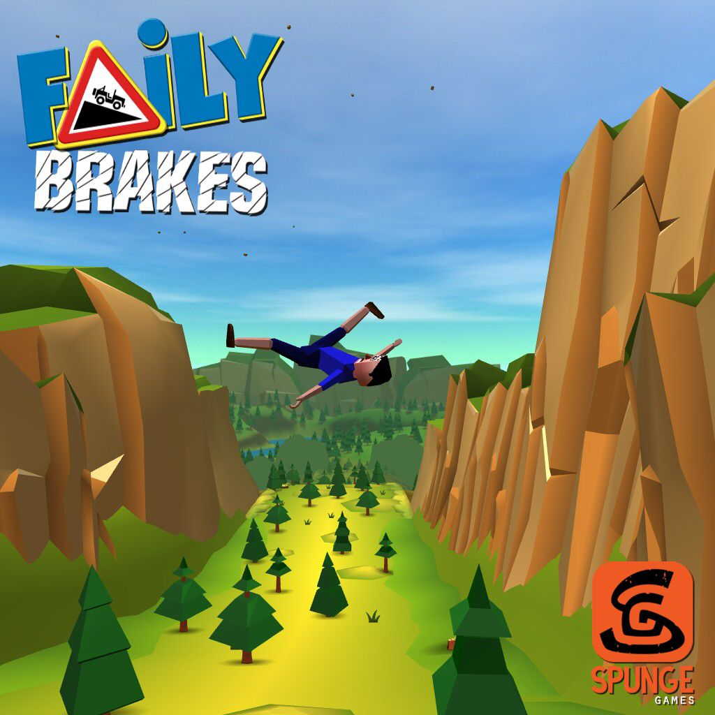 Check out my epic faily in Faily Brakes by SpungeGames