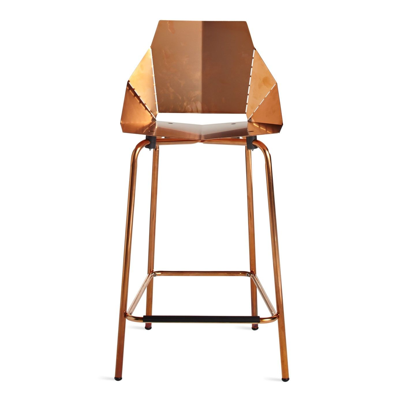 Real Good Counter Stool Copper Copper Bar Stools Modern Counter Stools Copper Stool