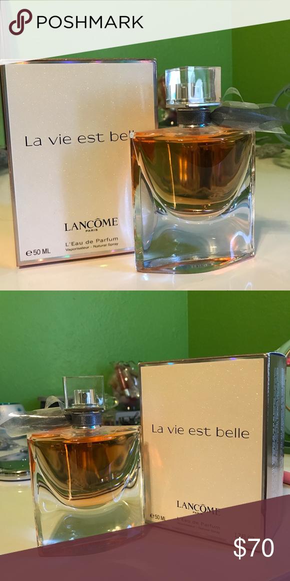 Lancome La Vie Est Belle 1 7oz Perfume Perfume Perfume Brands Lancome