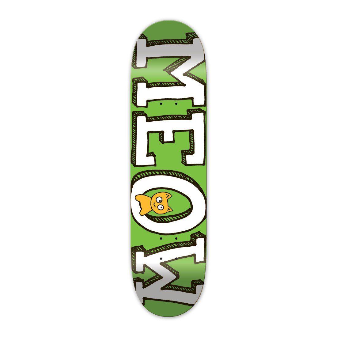 Decks Meow Skateboards In 2020 Skateboard Decks