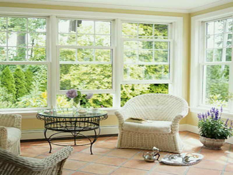 Yellow Sunroom Decorating Ideas. Home Decor   Sun Room Decoration Ideas  Good Housekeeping Sunroom .