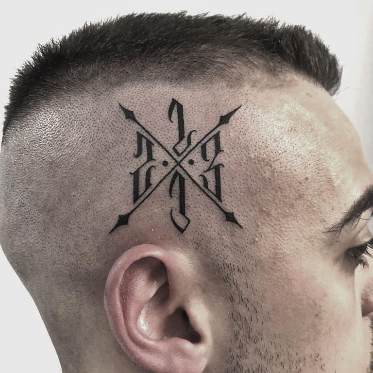 Pin Auf Head Tattoos