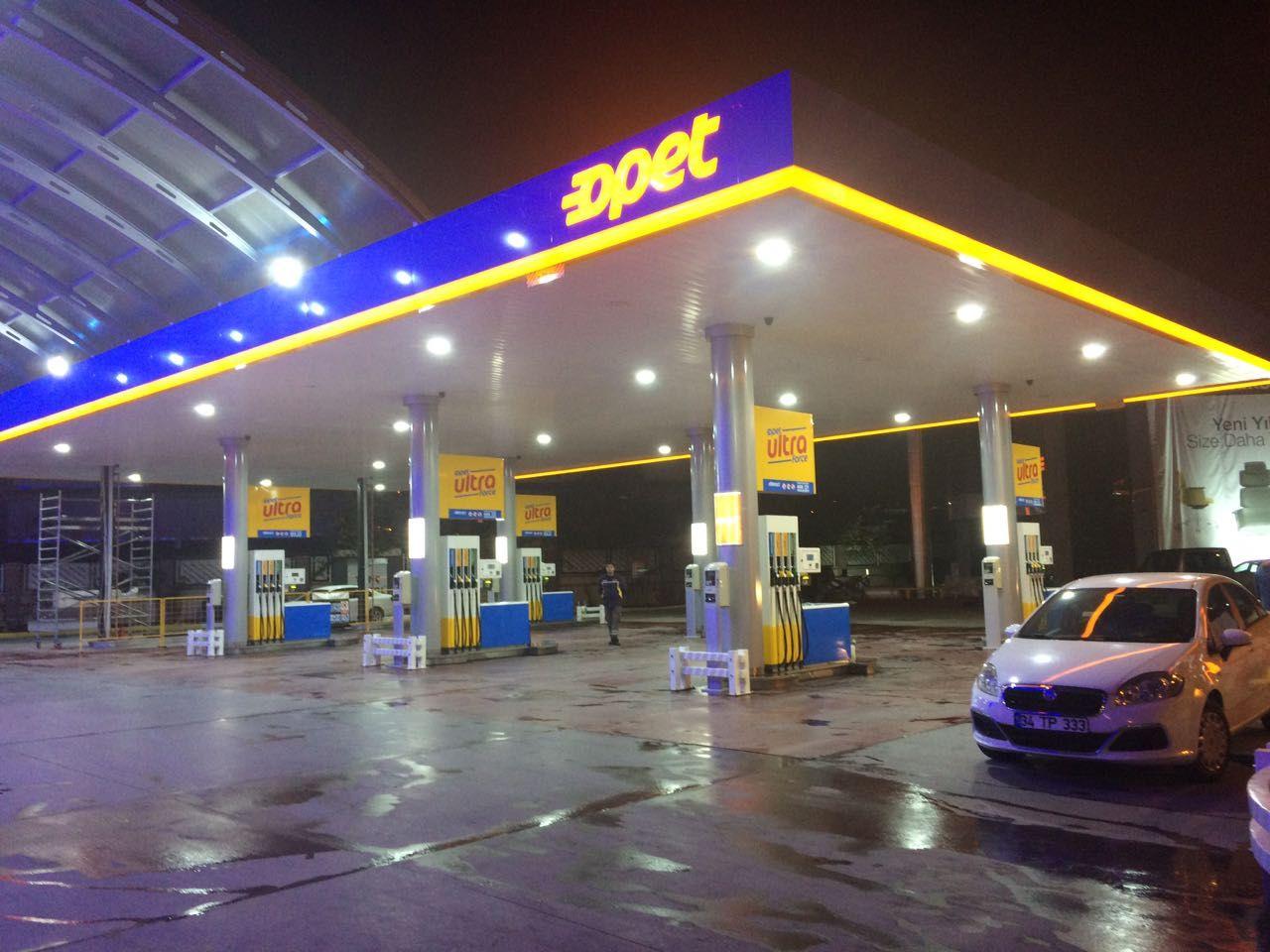 Tunc Petrol Istanbul Opet Fuchs Emeklerinden Dolayi Bolge