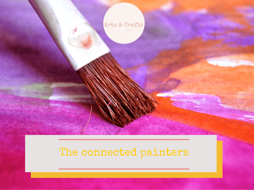 The connected painters. An outline for a CLIL ebook for Primary Education about Arts
