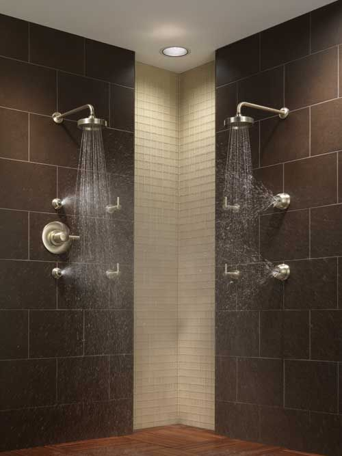 Possible Double Shower Keep It Close Together Prefer