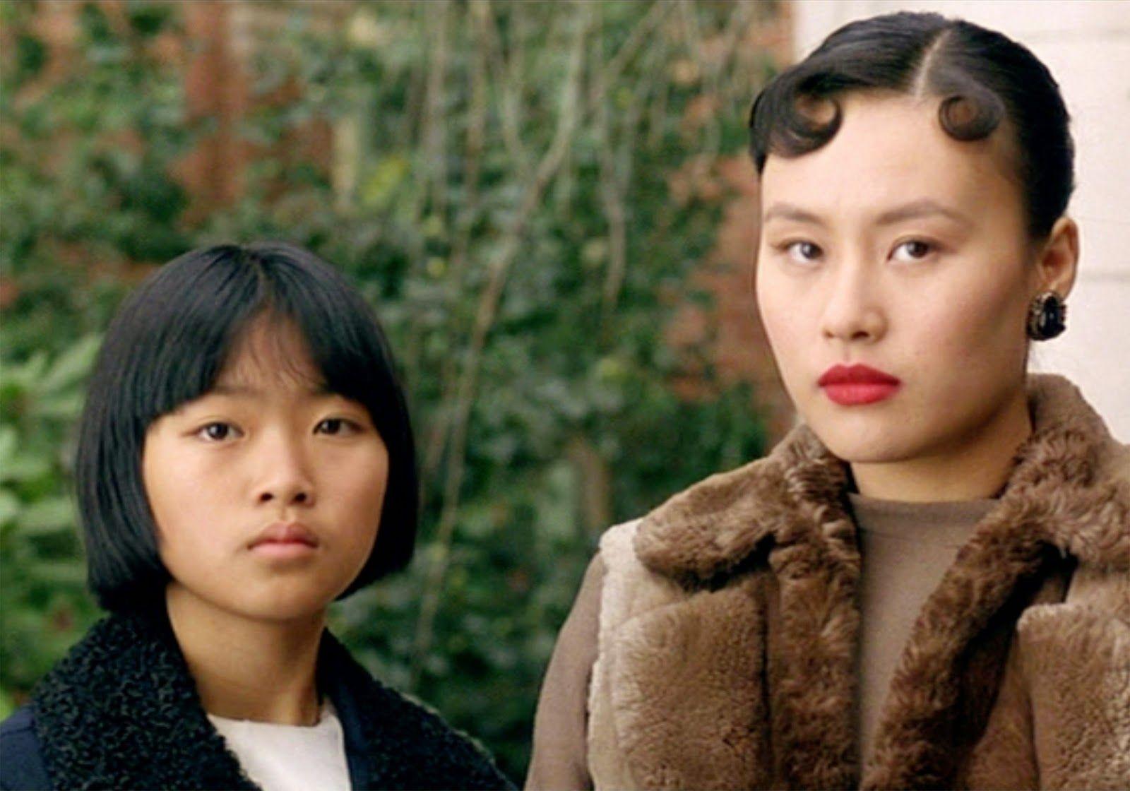 Vivian Wu Nude Best vivian wu - the joy luck club   chinese actors   pinterest