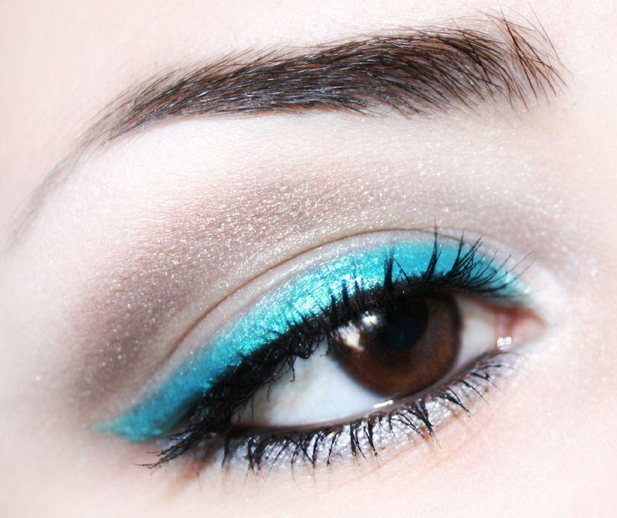 for ~BrOkEn2NiTe products used: - Avon kajal pencil 'warm purple' - Alverde baked eyeshadow 'nude rose' - Alverde baked eyeshadow 'pearly lilac' - Maybelline Cat Eyes mascara