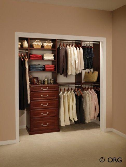 Move A Dresser Into Small Closet Closet Small Bedroom Bedroom