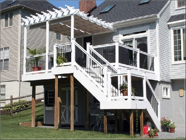 How Much Does It Cost To Build A Balcony Deck Deck Designs