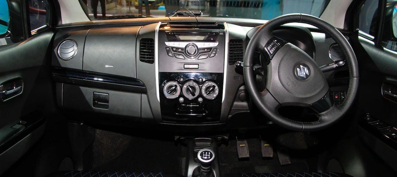 Suzuki dash kit