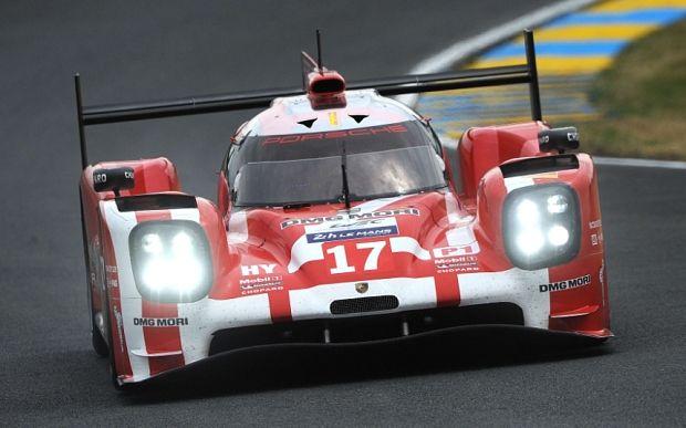 Mark Webber enjoying French renaissance ahead of 24 Hours of Le Mans