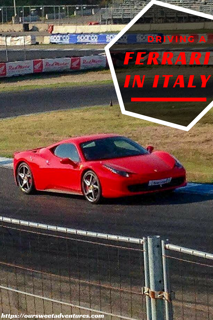 Driving A Ferrari In Italy The Ultimate Ferrari Experience Driving In Italy Ferrari Italy