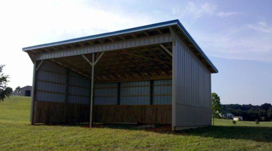 Virginia Pole Buildings Superior Buildings Horse Barns