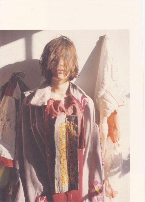 Photo by Mark Borthwick, clothes by Susan Cianciolo - Hobo Magazine