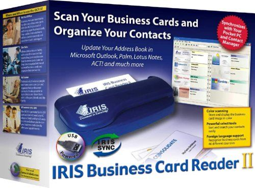 Iris Business Card Reader Ii For Windows Pc Office Manager Jobs Business Office Design Office Manager Job Description