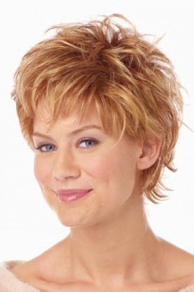Short Wavy Hairstyles Ese : Back of short wedge of head haircut pictures image