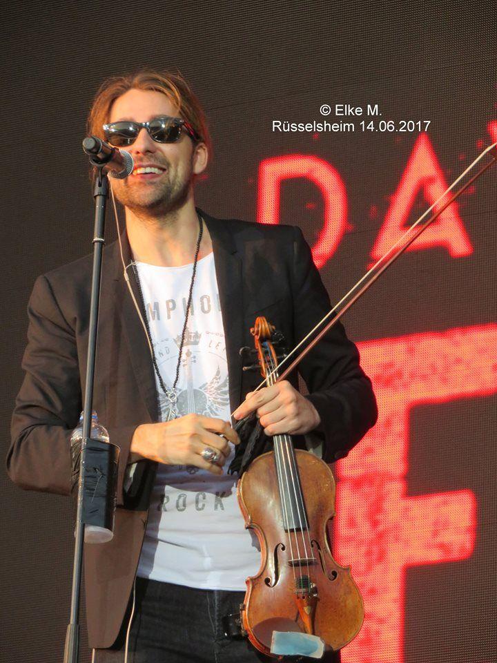 David Garrett Rüsselsheim Hessentagsarena 14062017 David