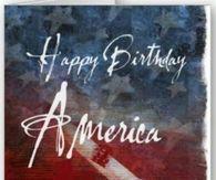 happy birthday america quotes
