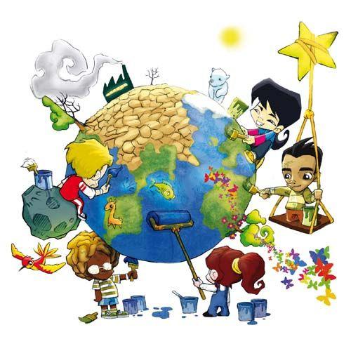 Lema Para Cuidar El Medio Ambiente Imagui Dia De La Tierra