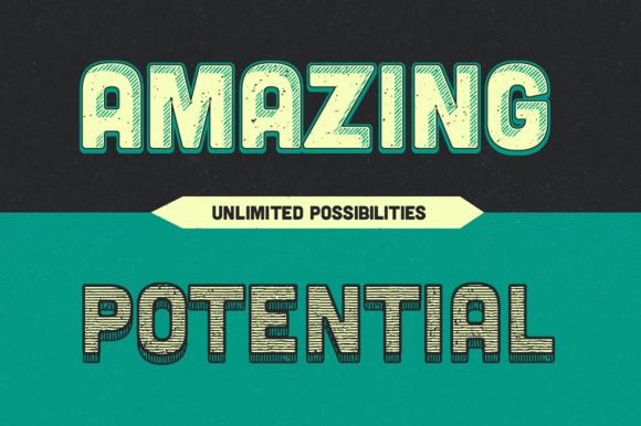 amazing potential