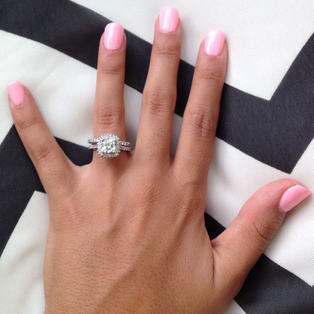 brides pinterest board is brought to life - Pinterest Wedding Rings