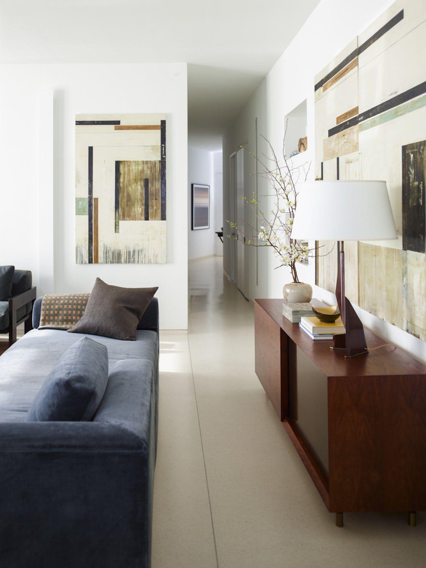 West Chelsea Residence Living Modern By Neal Beckstedt Studio