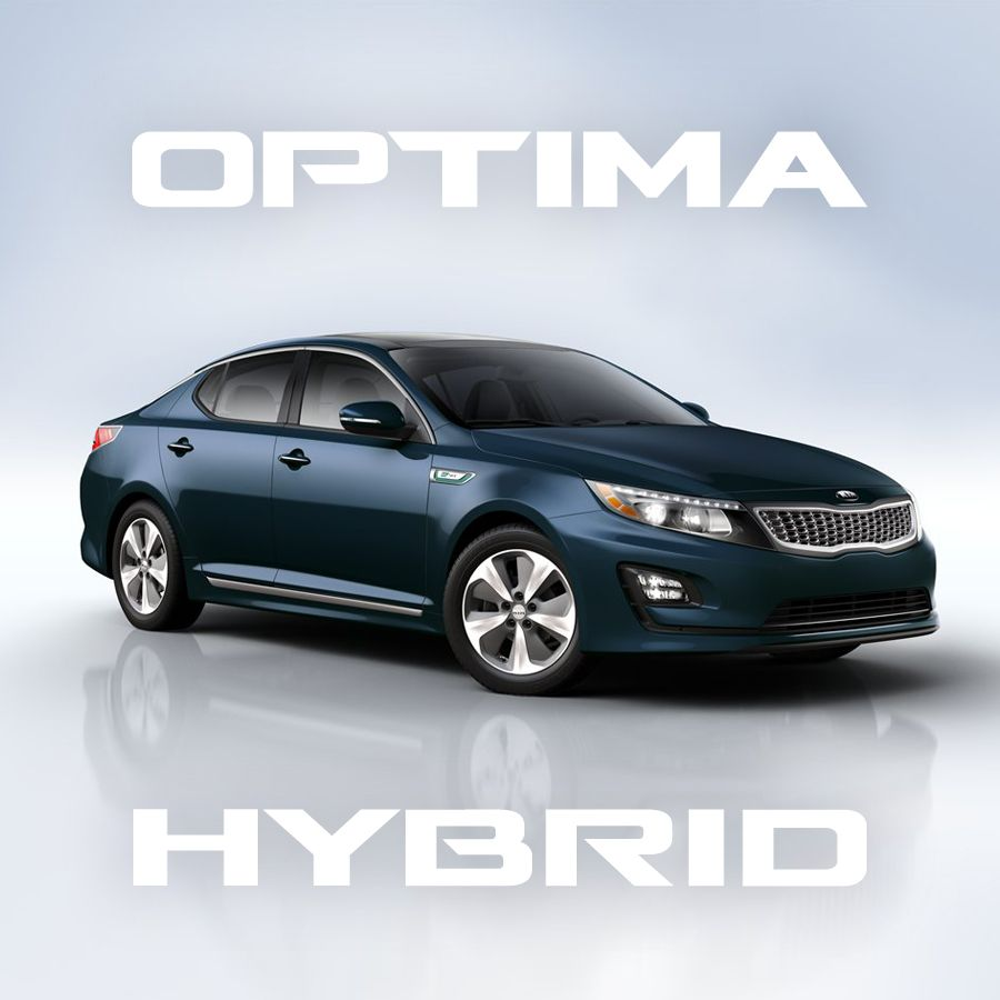 The way hybrid was meant to be. #KiaOptimaHybrid Saving gas and still riding in style.