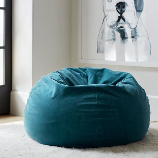 Believe It Or Not 10 Surprisingly Stylish Beanbag Chairs Bean Bag Chair Bohemian Style Bedrooms Slipcovers For Chairs