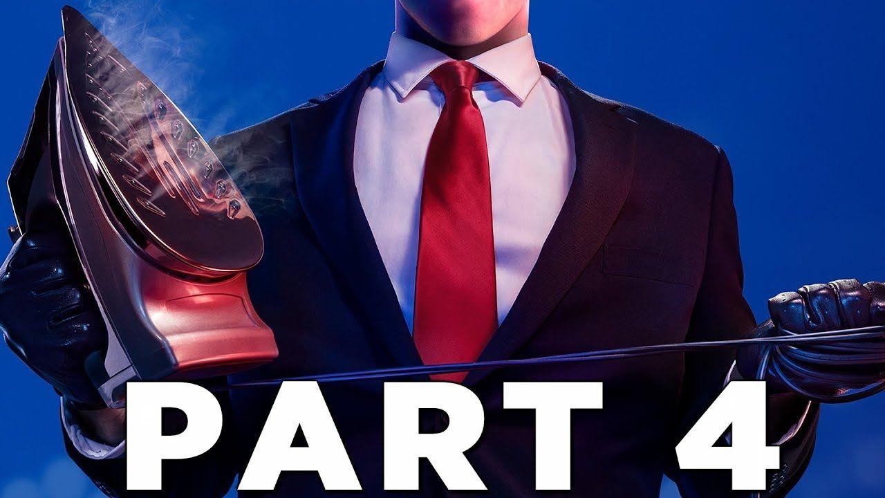 Hitman 2 Walkthrough Gameplay Part 4 Maelstrom Ps4 Pro Ps4 Pro Hitman Ps4