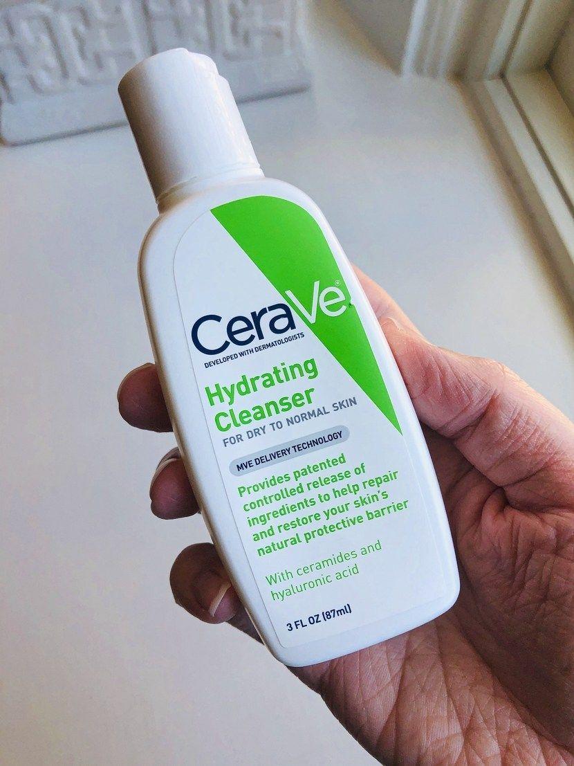 Gentle. Affordable. Let's talk CeraVe Hydrating Cleanser