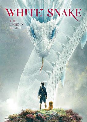Dvd Blu Ray White Snake 2019 Animation Chinese History Animation Supernatural Force