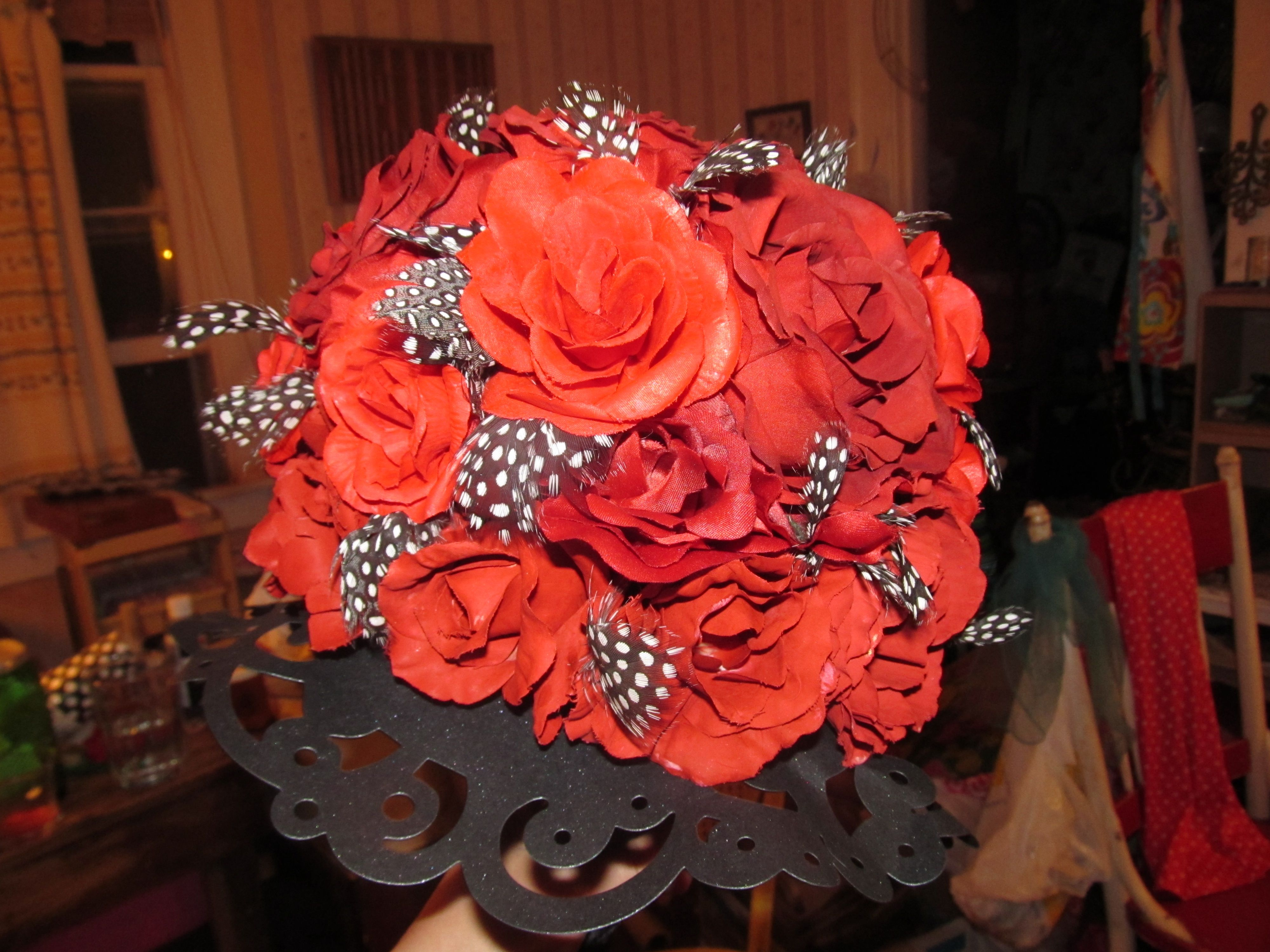 one of the bouquets