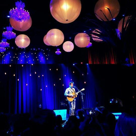 Show privado em Filmore, San Francisco. 03/02/2015