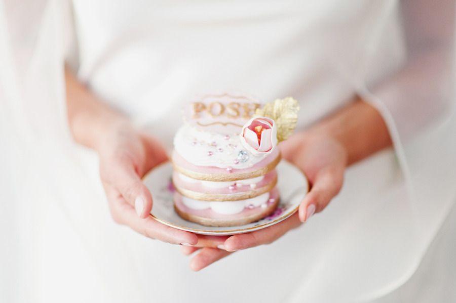 ► Sabrosa golosina de boda. #postres #bodas