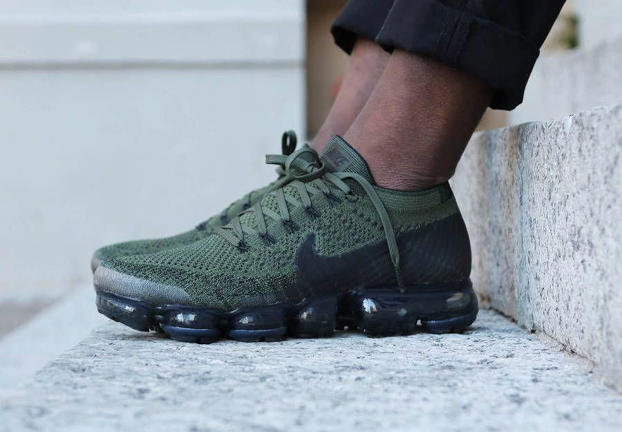 Nike Air Vapormax 'Cargo Khaki' in 2020 | Kicks shoes