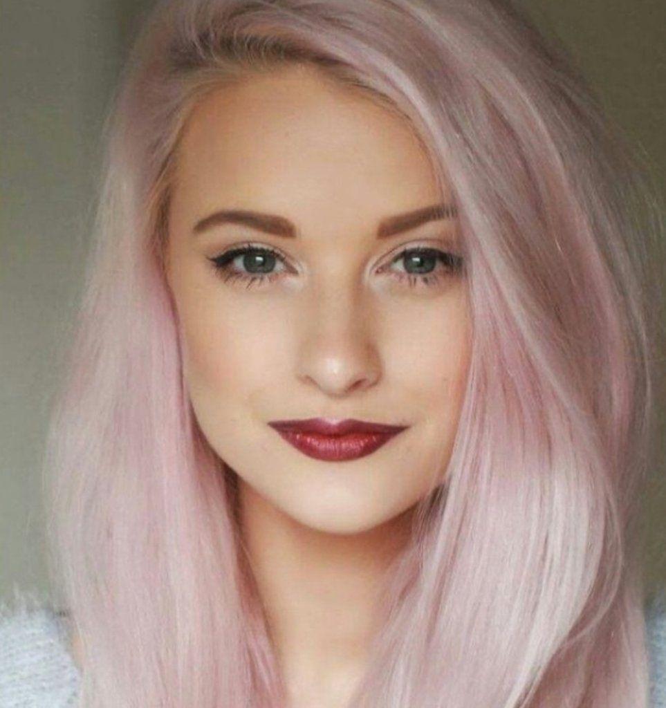 Pink Hair Color Ideas   POPSUGAR Beauty