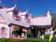 disney world minnie mouse house - Google Search