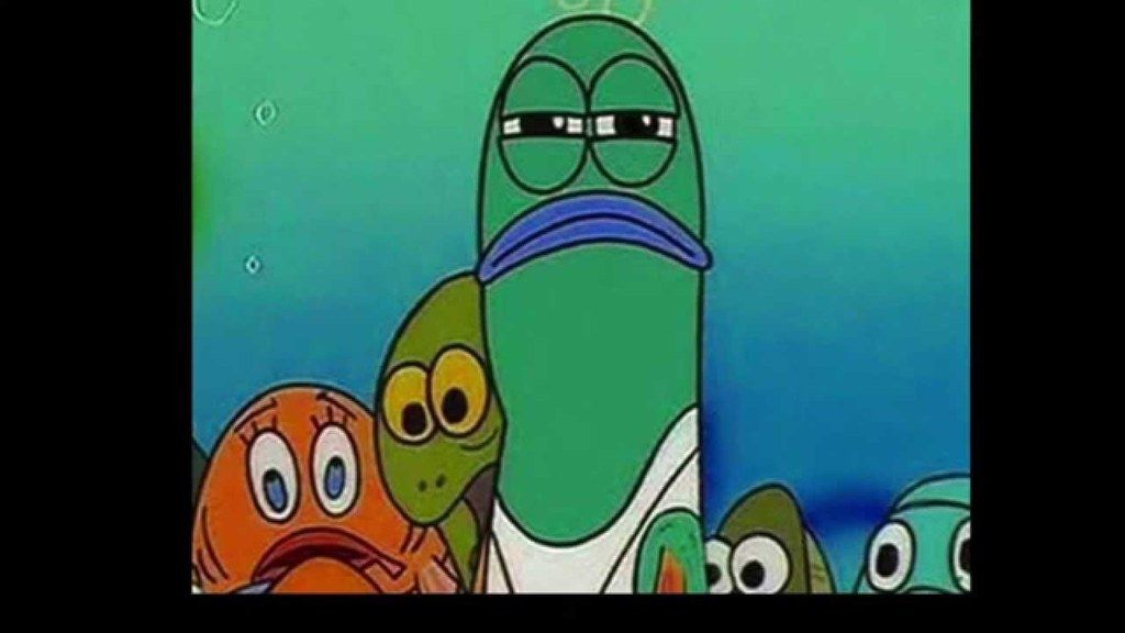 When The Director Says One More Time Memes Without Words Spongebob Memes Spongebob Band Geeks