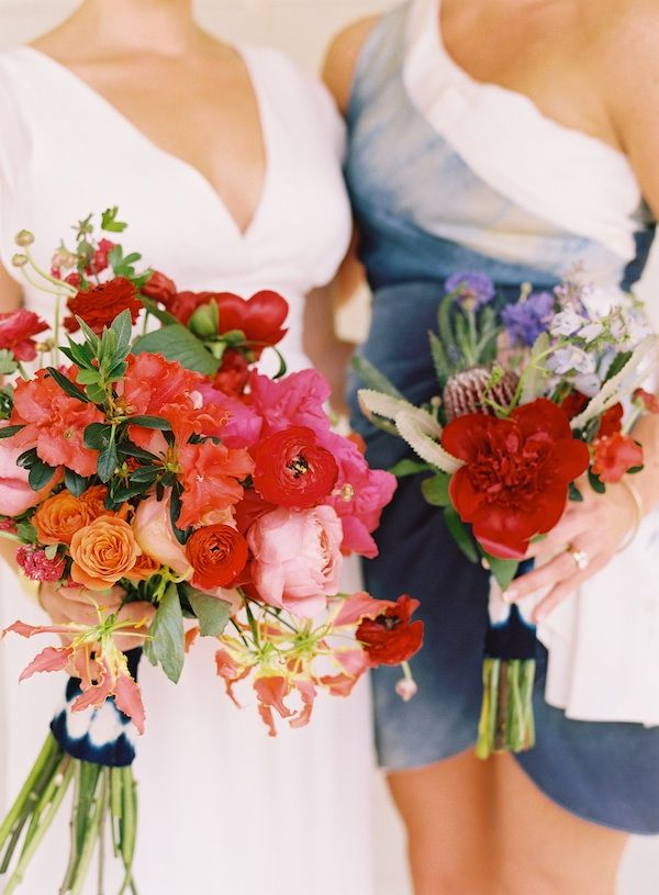 Nummy flowers @Once Wed