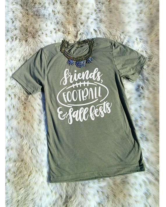 f397d4d13 Fall Favorite Season, Football Friends, Fall Football Shirt, It's Fall  Y'all, Pumpkin Patch, Footbal
