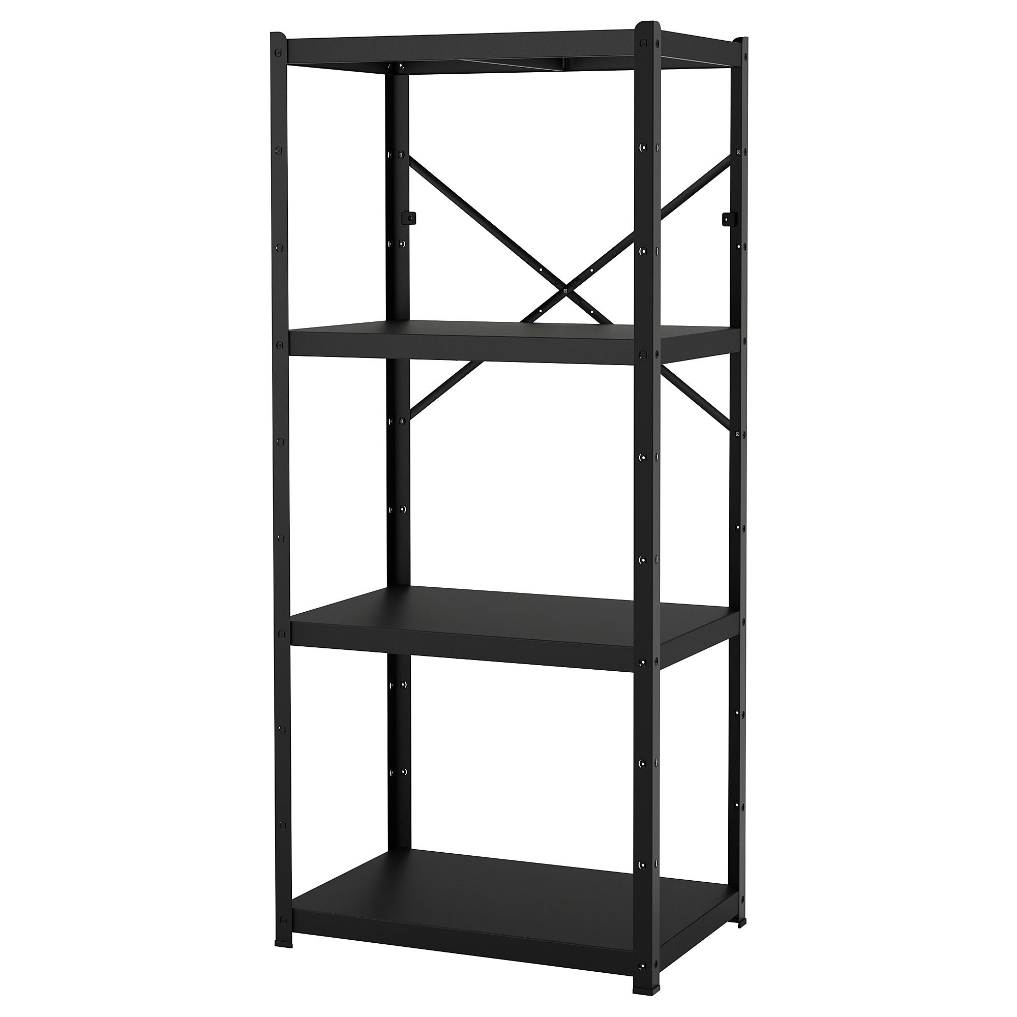 Regal Schwarz Bror Regal Schwarz In 2019 Products Pinterest Storage