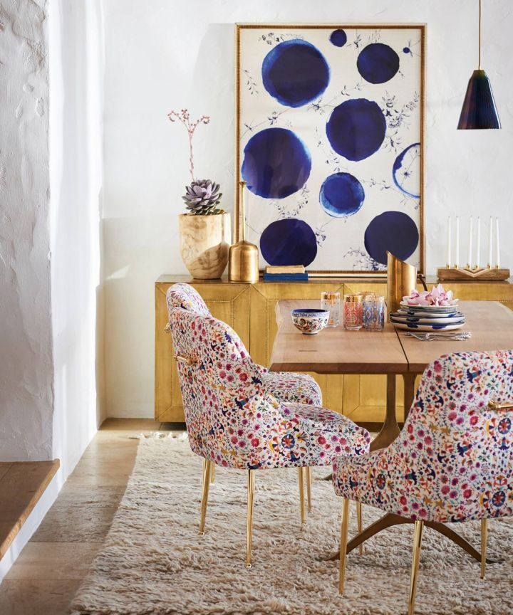 Anthropologie Dining Room: This Anthropologie Collaboration Is Just What Your Boring