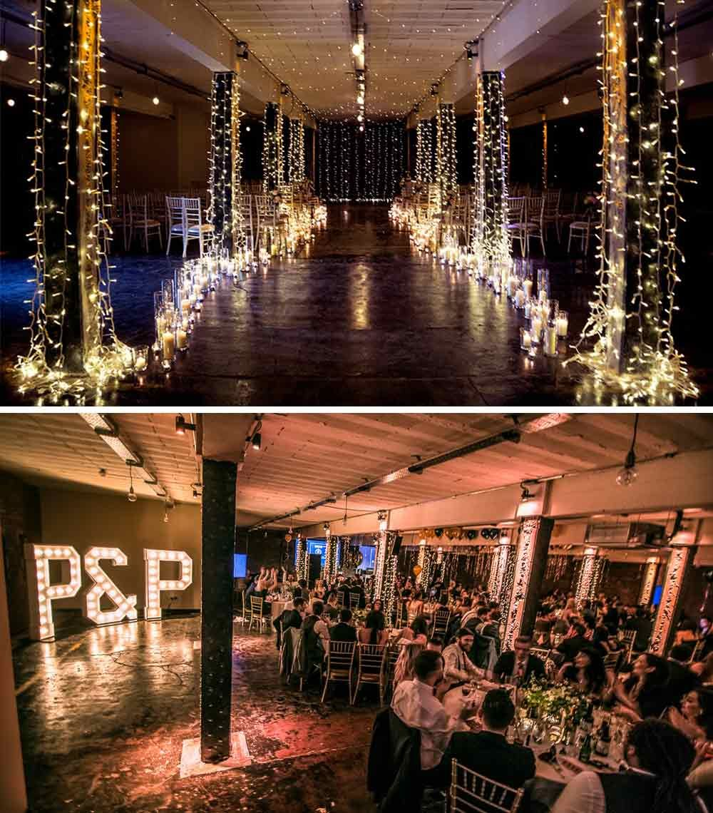 wedding decorations warehouse 19 warehouse wedding venues that look totally industrial 9164