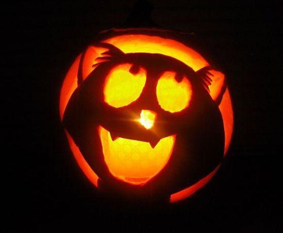 Pumpkin Carving Ideas Stencils   Pumpkin Carving Patterns - Easy ...